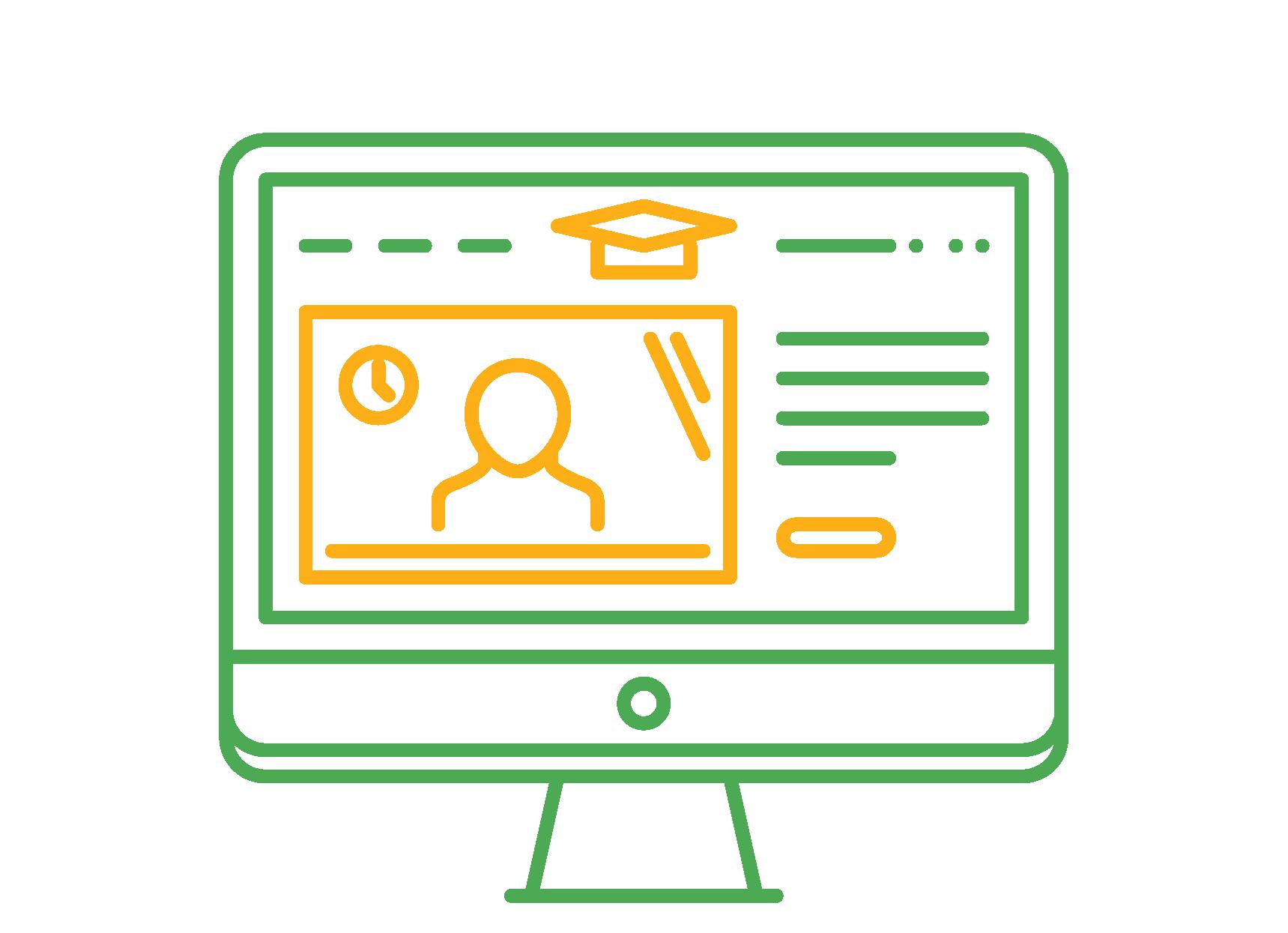 Online training programs