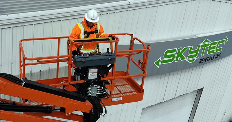 skytec forklift certification